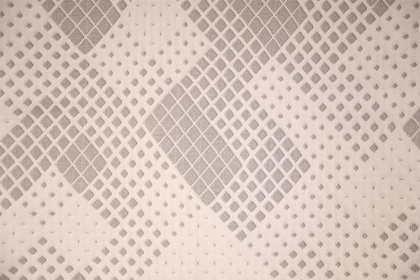 Capa de aire de punto geométrico gris claro