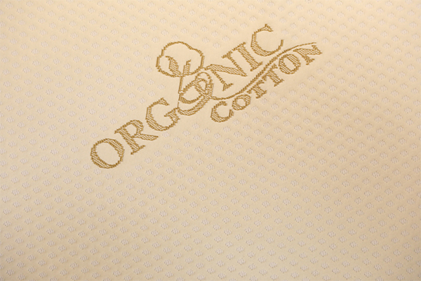 Capa de aire de punto de algodón orgánico